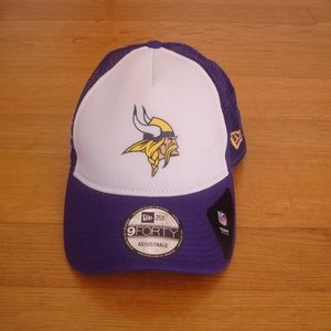 NEW ERA 9 Forty Minnesota Vikings Cap, Adjustable